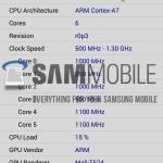Samsung Galaxy Note 3 Neo - CPU-Z, 1