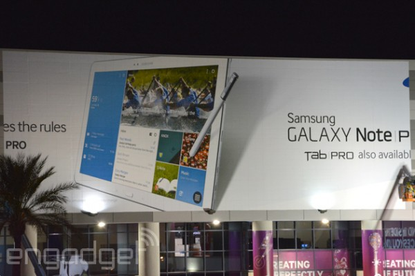 Samsung Galaxy Note Pro i Galaxy Tab Pro
