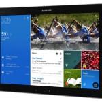 Samsung Galaxy NotePRO 12.2 - front 2