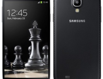 "Samsung Galaxy S4 i Galaxy S4 mini teraz także w ""Black Edition"""