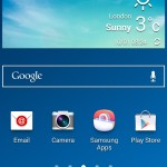 Samsung Galaxy S4 - KitKat, 4