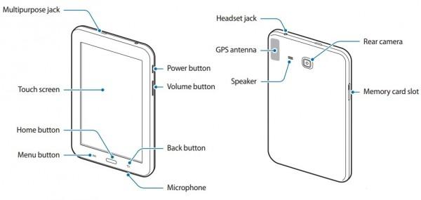 Samsung Galaxy Tab 3 Lite (SM-T110) - instrukcja obsługi