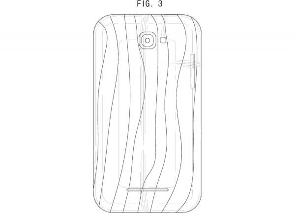 Samsung, USPTO, bezprzyciskowy design