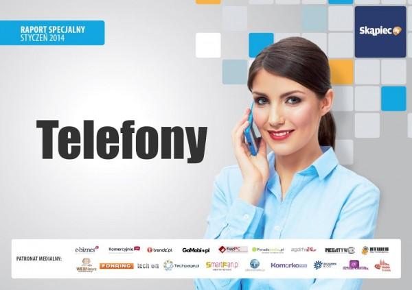 Skąpiec.pl - raport telefony