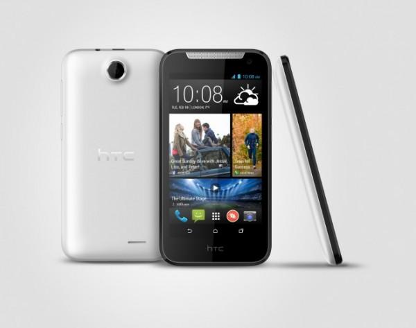 HTC Desire 310 - biały