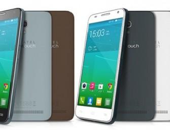 Alcatel zapowiedział smartfony Idol 2, Idol 2 Mini oraz OneTouch Pop Fit