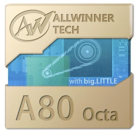 Allwinner UltraOcta A80