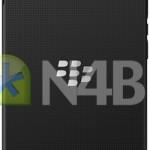 BlackBerry Z3 Jakarta - tyl