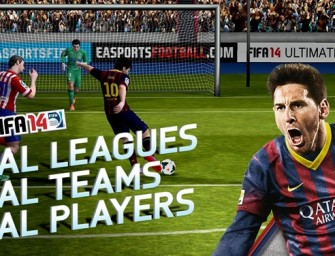 FIFA 14 nareszcie na Windows Phone