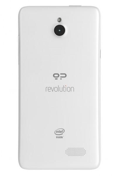 Geeksphone Revolution - tył