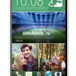HTC M8 - render