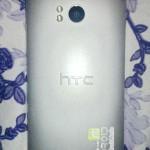 HTC M8 - tył
