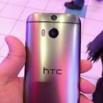 HTC M8 - tyl