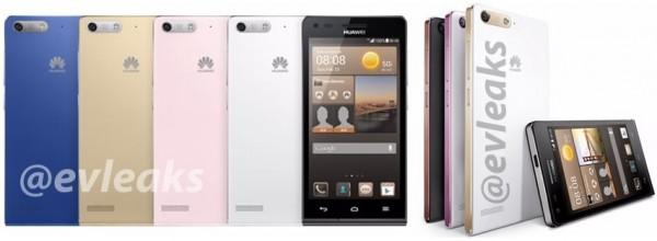 Huawei Ascend G6 - zlepek