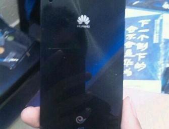 Huawei Ascend P7 – specyfikacja potwierdzona
