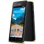 Huawei Ascend Y530 - przod i tyl
