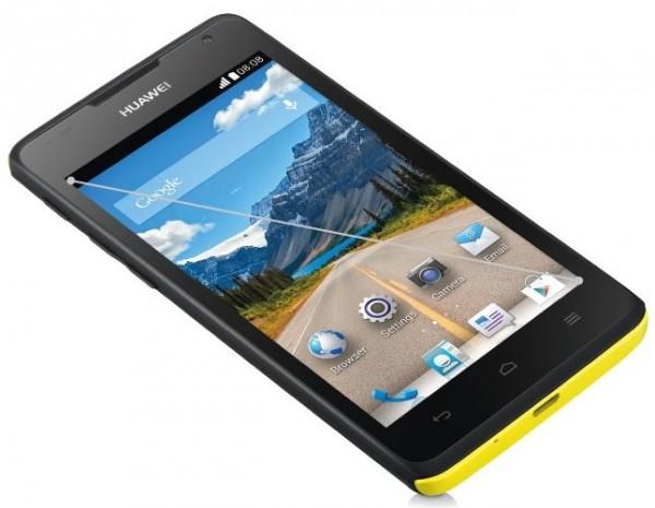Huawei Ascend Y530 - rzut