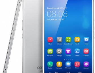 Najcieńszy 7″ tablet na świecie Huawei MediaPad X1 zadebiutował