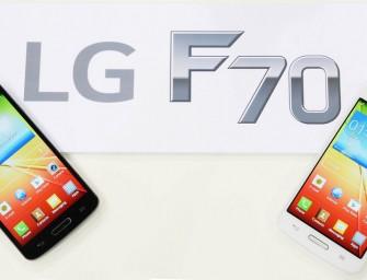 F70 i F90 – dwa nowe smartfony LG
