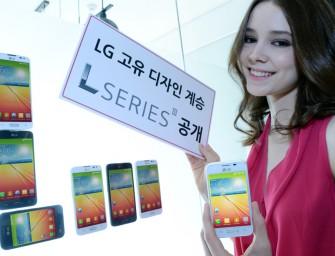 L Series III – trio nowych smartfonów od LG