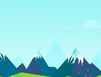 Mountains Now – nowa, żywa tapeta dla Androida inspirowana Google Now