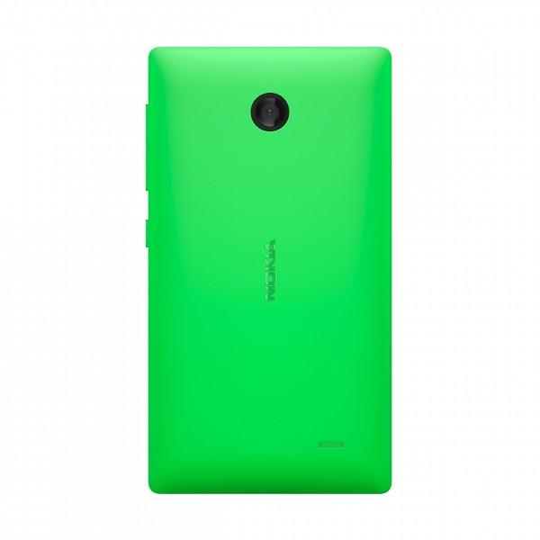 Nokia X - tył