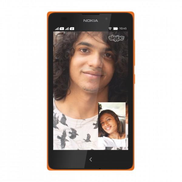 Nokia XL - front