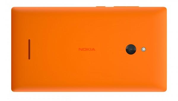 Nokia XL - tył