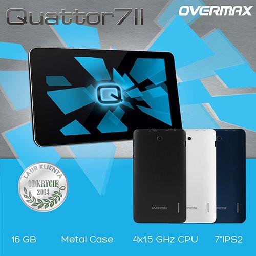 Overmax Quattor 7 II