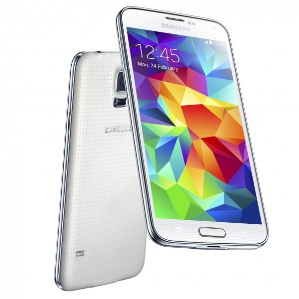Samsung Galaxy S5 - biały