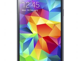 Samsung Galaxy S5 – nareszcie oficjalnie, niestety bez rewolucji