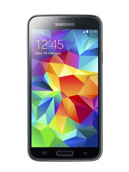 Samsung Galaxy S5 - czarny