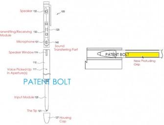 Nowy patent Samsunga sugeruje, że będziemy mogli przeprowadzać rozmowy telefoniczne za pomocą rysika