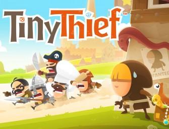 Tiny Thief – recenzja jednej z najbardziej innowacyjnych gier logicznych na iOS i Android