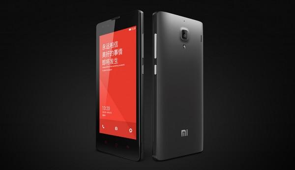Xiaomi Hongmi 1s - czarny