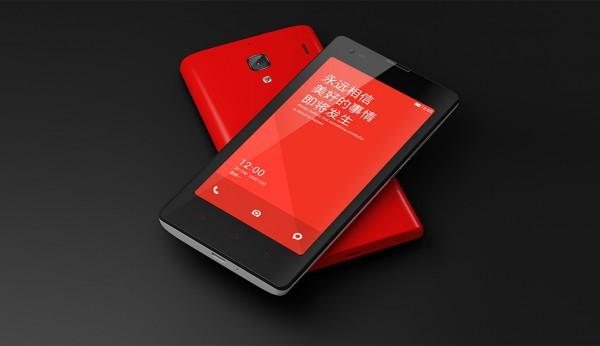 Xiaomi Hongmi 1s - dwa kolory
