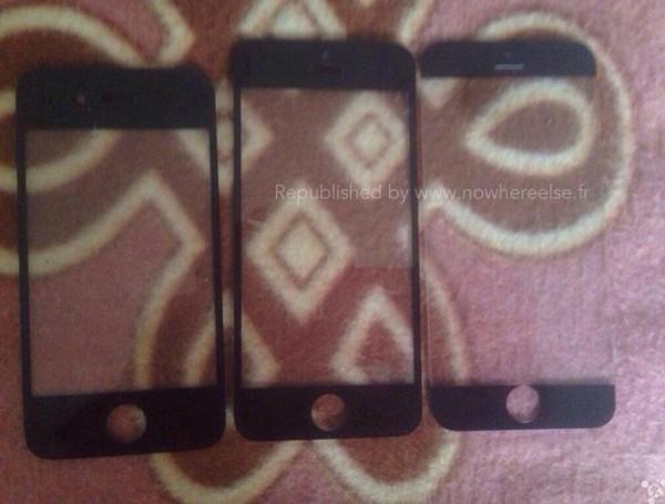 Apple iPhone 6 - przedni panel