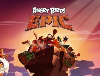 Angry Birds Epic – czyli pierwszy RPG od Rovio
