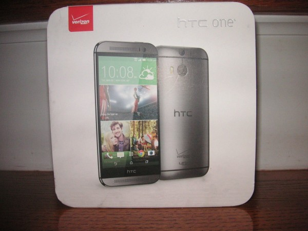 HTC One 2014 - kartonik