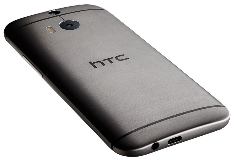 HTC One (M8) - tył
