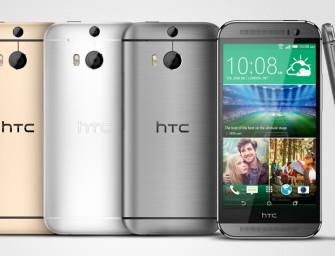 HTC One (M8) w tym tygodniu dostanie Android 4.4.3