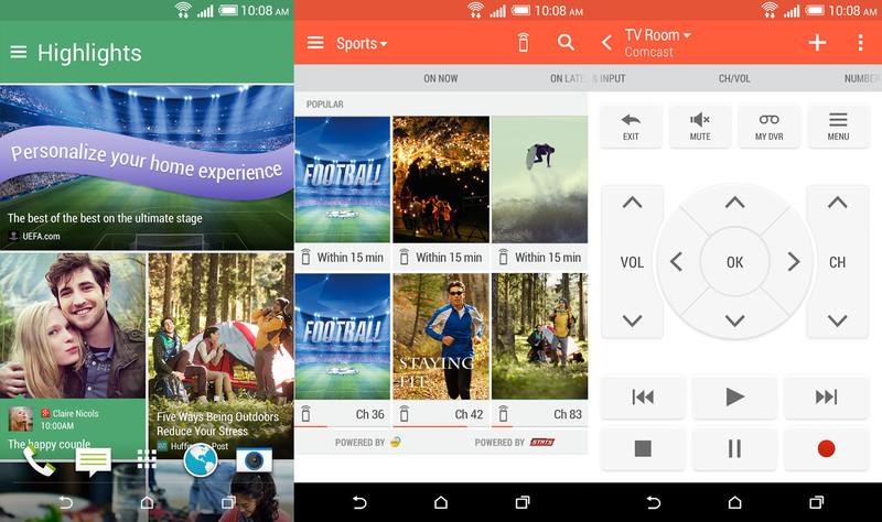 HTC Sense 6.0 - appki