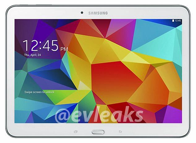 Samsung Galaxy Tab 4.0 10.1 - biały