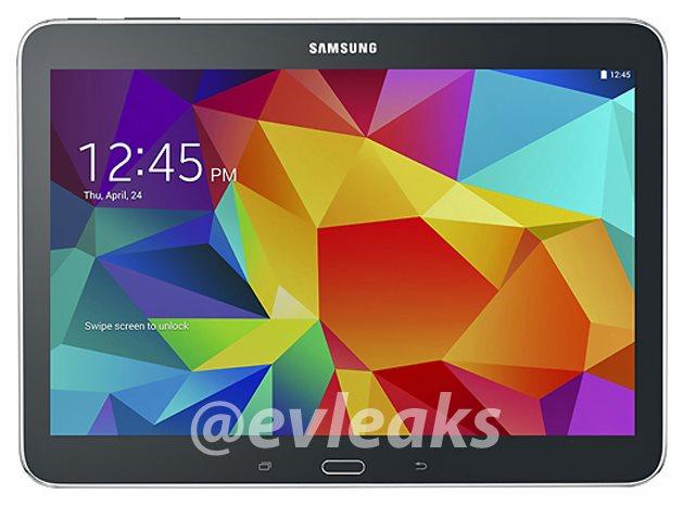 Samsung Galaxy Tab 4.0 10.1 - czarny