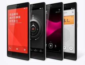 Xiaomi Redmi Note – niedrogi phablet, który doczeka się międzynarodowej premiery