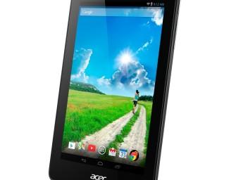 Dwa nowe tablety Acera: Iconia Tab 7 iraz Iconia One 7