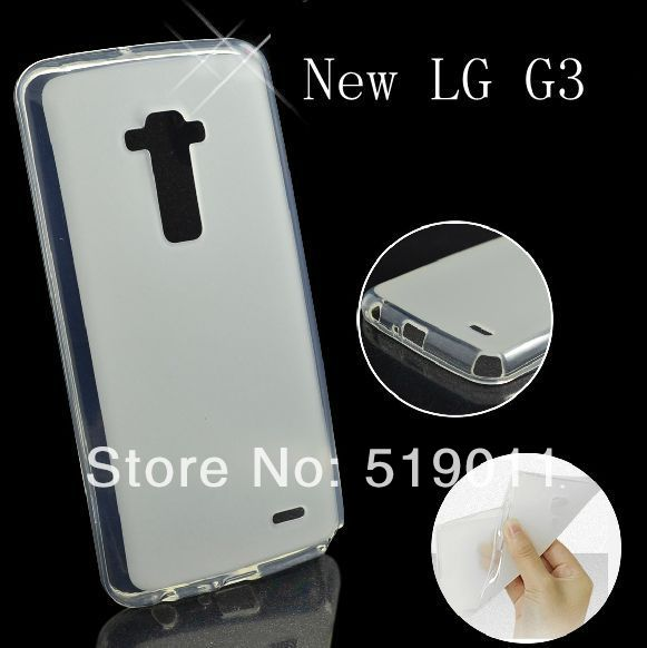 LG G3 case, transparent
