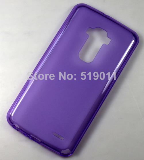 LG G3 - pokrowiec, fioletowy