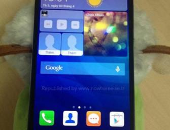 Huawei Ascend P7 – prototyp smartfona pojawił się w sieci
