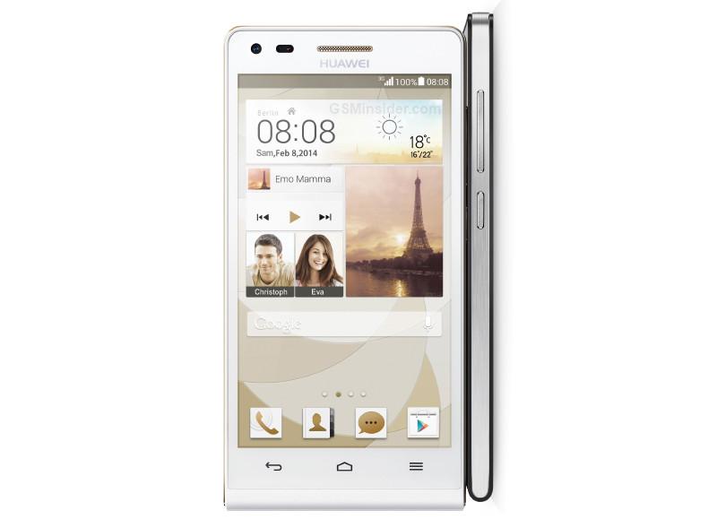 Huawei Ascend P7 mini - czarny